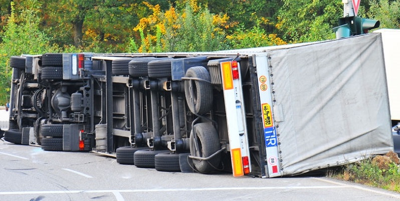 Large Commercial Vehicle Accidents in Colorado Cause Massive Property Damage