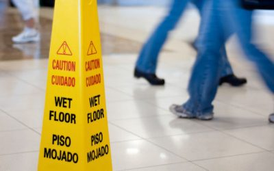 Common Injuries Associated With Slip-and-Fall Accidents