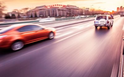 Denver's Rank for Aggressive Driving