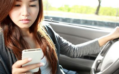 Calling While Driving Declines; Texting Up