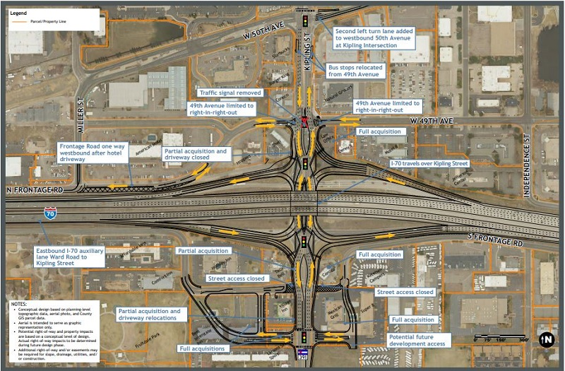 New Interchange Design to Reduce Car Accidents | Daniel R  Rosen