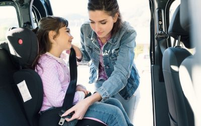 How to Protect Your Kids from Airbag Risks