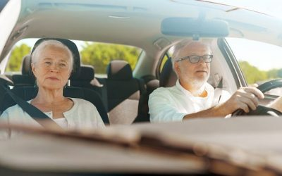 Why Are Older Drivers More Likely to Be Hurt in a Car Accident?