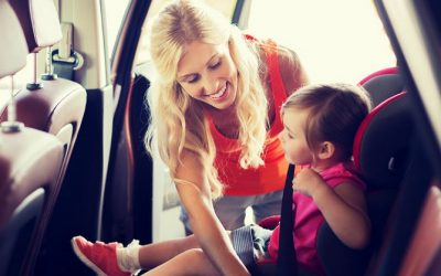 Mistakes with Car Seats Increase Risk of Injury